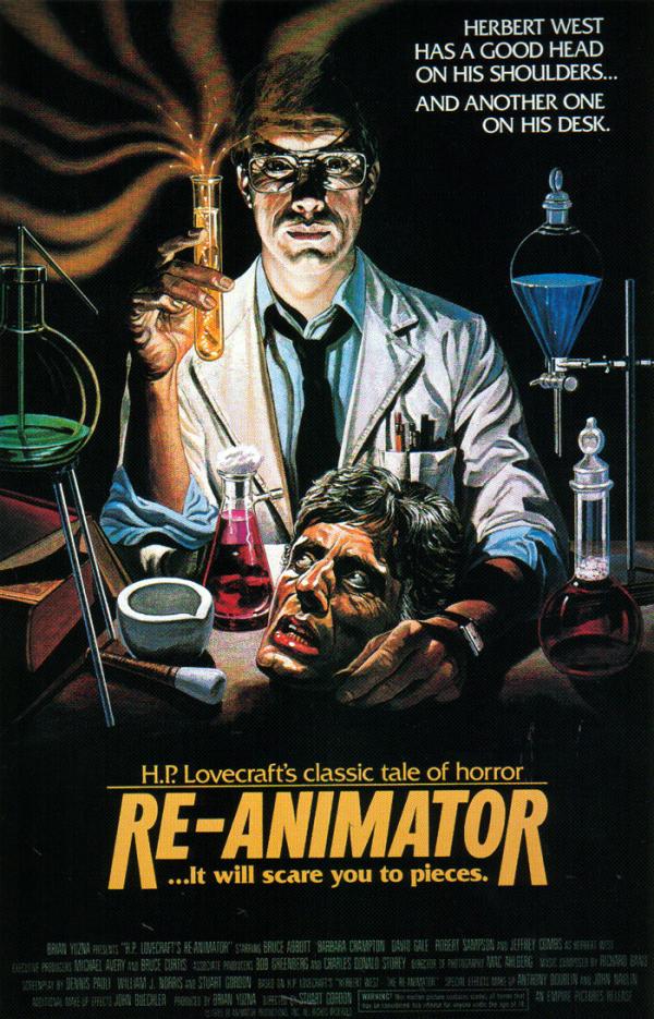 Re Animator Poster resized 600