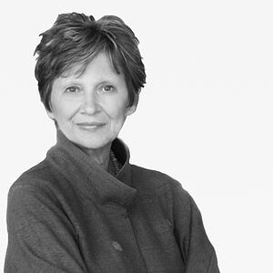 Alina Wheeler in Minneapolis, Minnesota April 2018