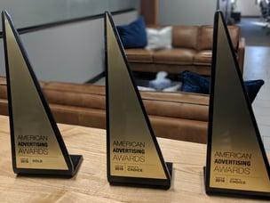Leighton Interactive wins American Advertising Awards