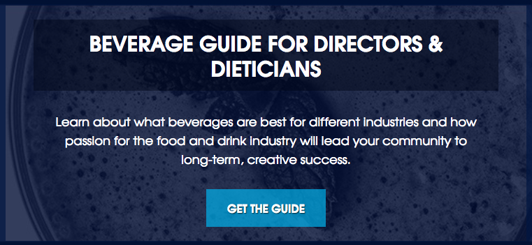 Bernick's Beverage Guide for Directors & Dieticians CTA