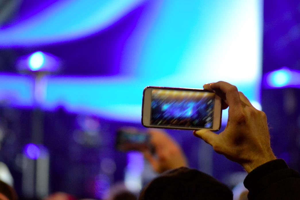 Inbound marketing at events