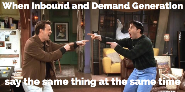 Inbound Marketing +Demand Generation