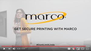 Marco's #DontLimitLinda Video Example