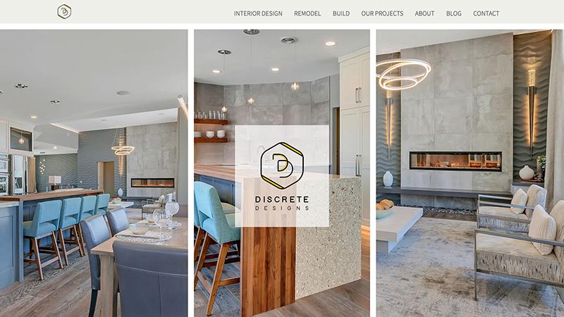 Discrete Designs