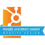 HubSpot 2018 Impact Awards Website Design