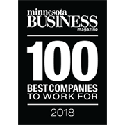 Minnesota Business 100 Best Companies to Work For 2018