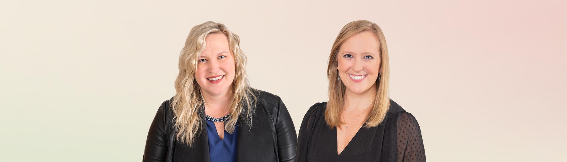 Vye Expands Account Team with Sara Brennan and Sarah Cords