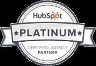 Hubspot Gold Certified Agency Partner